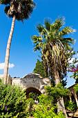 Ayia Napa Monastery, Cyprus - Stock Image - EA00R0