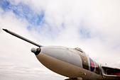 RAF Avro Vulcan B2, XM594 at Newark Air Museum. - Stock Image - D89HT9