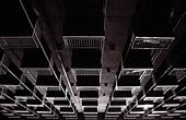 A Brooding Matrix Pattern - Stock Image - A769D5