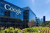 Google Head Office Campus, Mountain View, Californias, USA - Stock Image - E94EK8