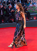 CHARLOTTE GAINSBOURGH 3 COEURS. PREMIERE. 71ST VENICE FILM FESTIVAL LIDO VENICE  ITALY 30 August 2014 - Stock Image - E6T9RD