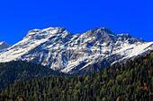 Caucasus mountains, Abkhazia, Georgia - Stock Image - EFN85P
