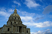 France Paris Les Invalides - Stock Image - AXAEB9