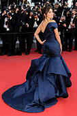 Cannes, France. 17th May, 2015. Eva Longoria at red carpet arrivals for 'Carol' 68th Cannes Film Festival 2015 Palais Du Festival, Cannes, France © James McCauley/Alamy Live News - Stock Image - EPDYWK