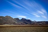 Iceland landscape - Thingvellir National Park - Stock Image - CN20NG