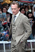 Paul Bettany arriving for the Avengers: Age Of Ultron premiere, at Westfield Shepherd's Bush, London. 21/04/2015/picture alliance - Stock Image - EMPNMF