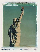 Statue of Liberty, New York City, USA - Stock Image - AD1B8J