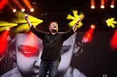 Elbow perform live at Pinkpop Festival 2015 in Landgraaf Netherlands © Roberto Finizio/Alamy Live News - Stock Image - EW4YXP