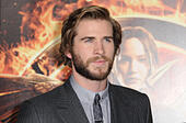 Los Angeles, California, USA. 17th Nov, 2014. Liam Hemsworth attending the Los Angeles Premiere of ''The Hunger Games: Mockingjay held at the Nokia Theatre L.A. Live in Los Angeles, California on November 17, 2014. 2014 © D. Long/Globe Photos/ZUMA Wire/Alamy Live News - Stock Image - EAMH61