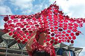 Ascot, Berkshire, UK. 18th June 2015. Ladies day at Royal Ascot © amer ghazzal/Alamy Live News - Stock Image - EW5P4D