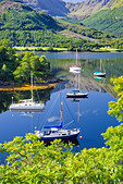 Bishops Bay, Loch Leven, Highland, Scotland, UK. - Stock Image - BRA4AJ