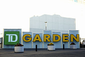 Exterior Photograph of The TD Toronto Dominion Bank Garden in Boston Massachusetts USA Home of Boston Celtics & Boston Bruins - Stock Image - C9AYCP