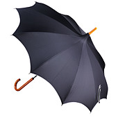 Open Umbrella - Stock Image - BADNWK