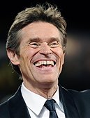 epa04384830 US actor Willem Dafoe arrives on the red carpet for the premiere of 'Pasolini' during the 71st annual Venice International Film Festival, in Venice, Italy, 04 September 2014. The movie is presented in official competition selection Venezia 71 at the festival running from 27 August to 06 September.  EPA/CLAUDIO ONORATI - Stock Image - E75CHW