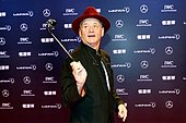 epa04705615 US actor Bill Murray arrives for the 2015 Laureus Sports Awards ceremony at Shanghai Grand Theater, in Shanghai, China, 15 April 2015. The Laureus Media Prize is attributed to people that have made an impact to the world of sport.  EPA/WU HONG - Stock Image - EMADCR