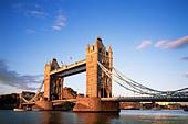 England, London, Tower Bridge - Stock Image - CNWC30