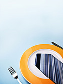 business lunch,lunch - Stock Image - CWHPTY