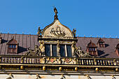 Markt Schuetting building in the Alt Stadt, Bremen, Germany - Stock Image - E6RAW1