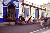 Travel photography from Cuba Camaguey - Stock Image - AM48AE
