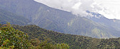 Views from the Yanacocha reserve near Quito, Ecuador. - Stock Image - BFJ5HH
